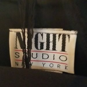 night studio new york Jackets & Coats - Womans two piece stunning cocktail dress
